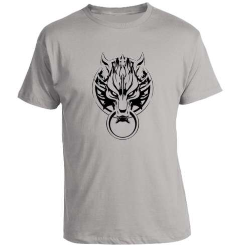 Camiseta Final Fantasy Lobo