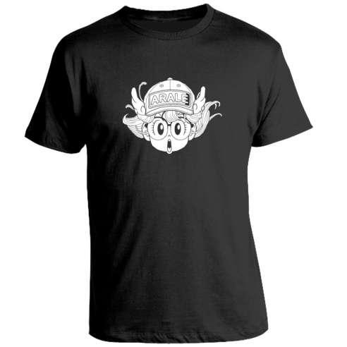 Camiseta Dr Slump Arale face