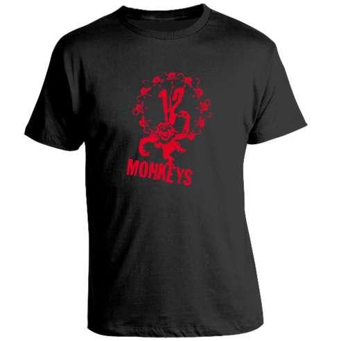 Camiseta 12 Monos