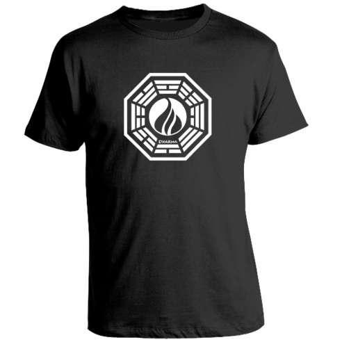 Camiseta Perdidos La Llama