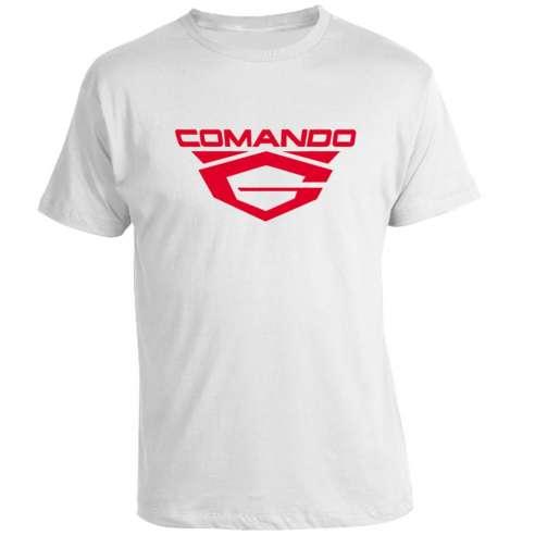 Camiseta Comando G - White