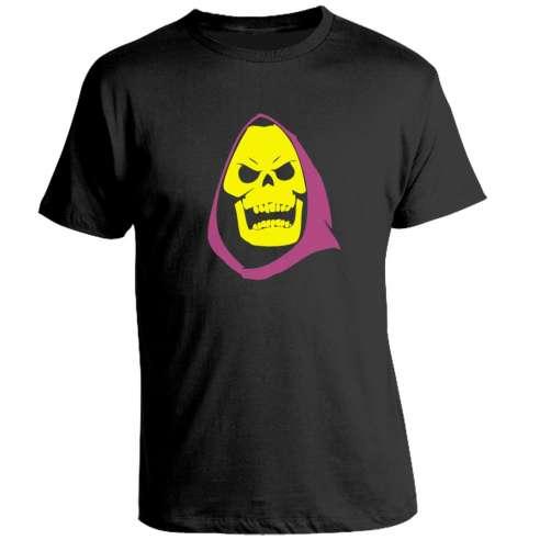 Camiseta Skeletor Masters del Universo
