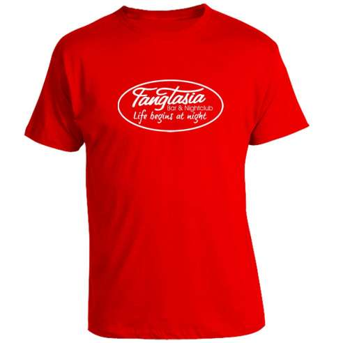 Camiseta True Blood Fangtasia