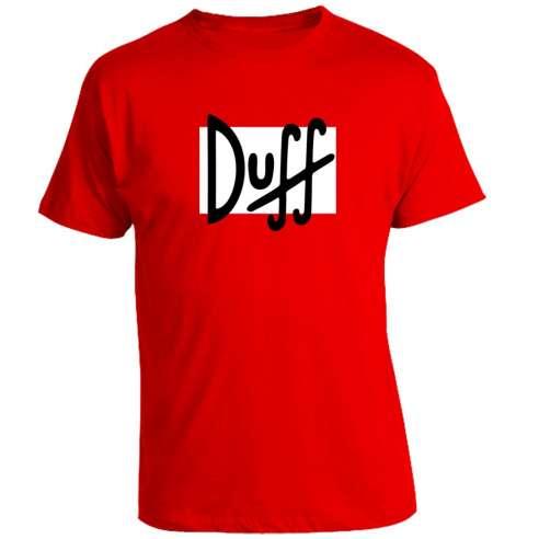 Camiseta Duff Bear