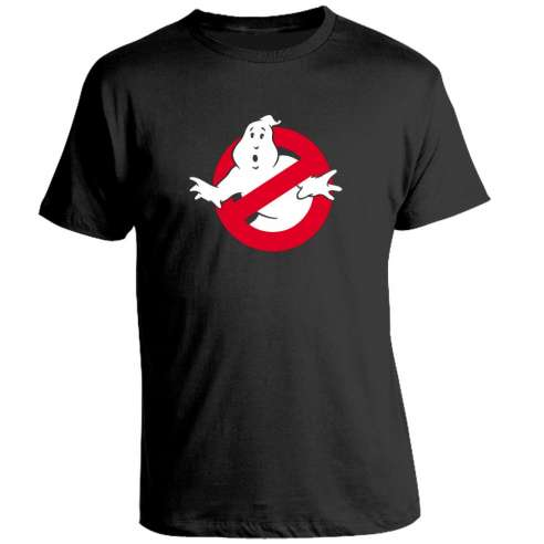 Camiseta Los Cazafantasmas