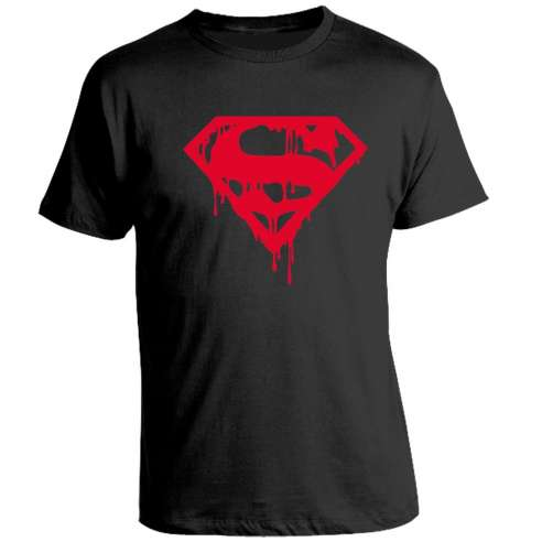 Camiseta Superman Death
