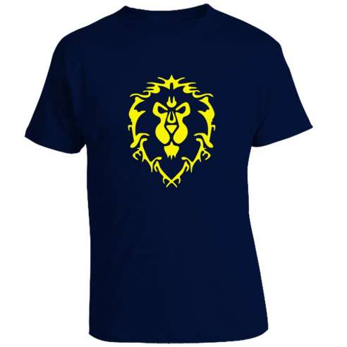 Camiseta Warcraft Alianza