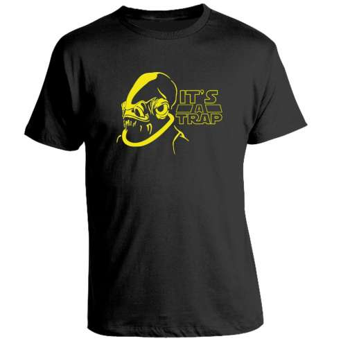 Camiseta Star Wars Admiral Akbar