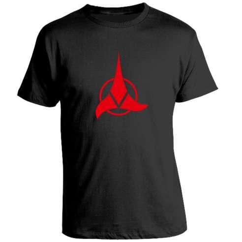 Camiseta Star Trek Klingon