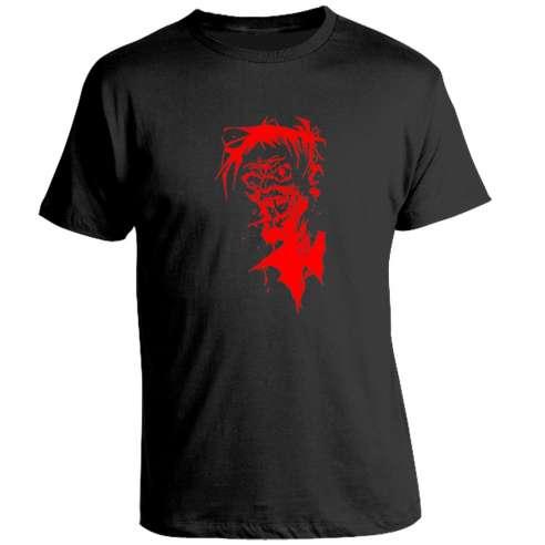 Camsieta Zombie Rojo