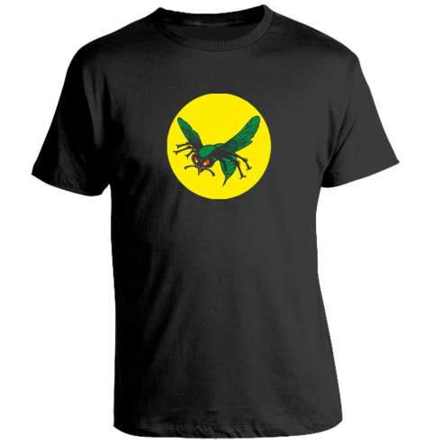 Camiseta Green Hornet Logo