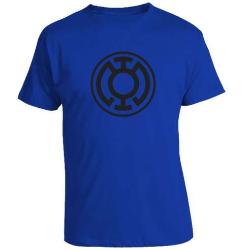 Camiseta Azul Sinestro Corps
