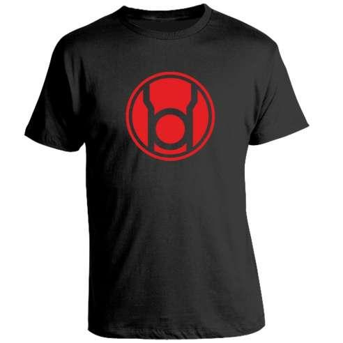 Camiseta Sinestro Corps Rojo