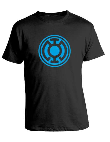 Camiseta Sinestro Corps Azul