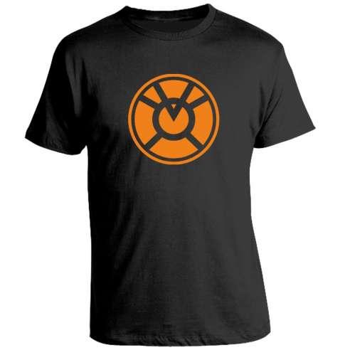 Camiseta Sinestro Corps Naranja