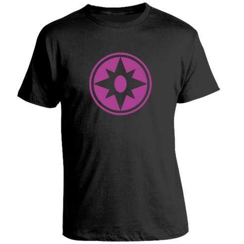 Camiseta Sinestro Corps Lila