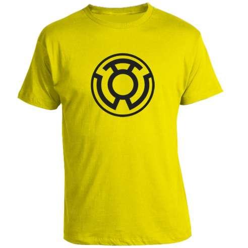 Camiseta Amarilla Sinestro Corps