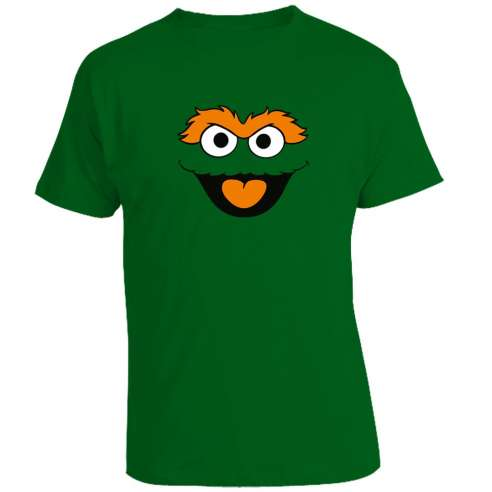 Camiseta Oscar The Muppets