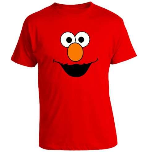 Camiseta Elmo Barrio Sesamo
