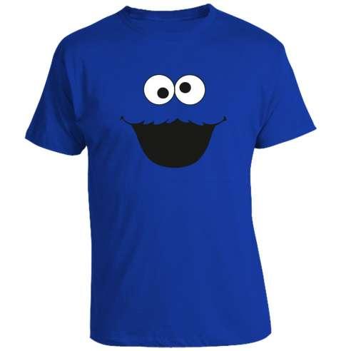 Camiseta Triki Monstruo de las galletas