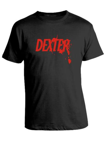 Camiseta Dexter Sangre