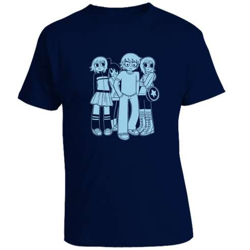 Camiseta Scott Pilgrim