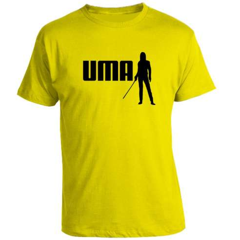 Camiseta Kill Bill Uma
