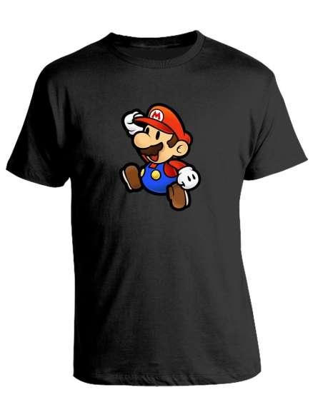 Camiseta Mario Bros Saltando