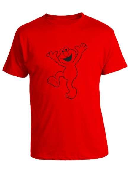Camiseta Elmo Happy
