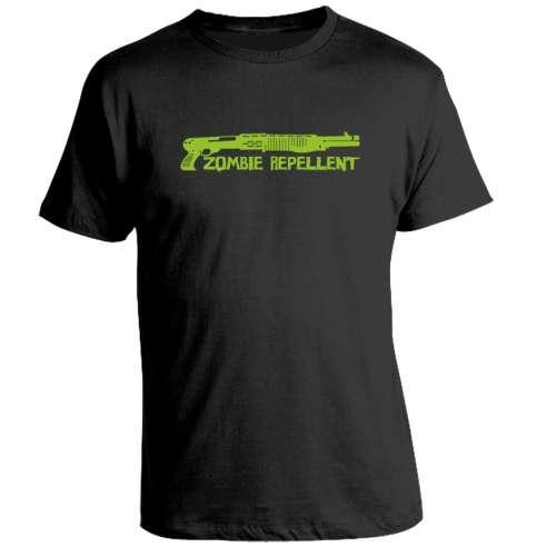 Camiseta Resident Evil Zomie Repellent