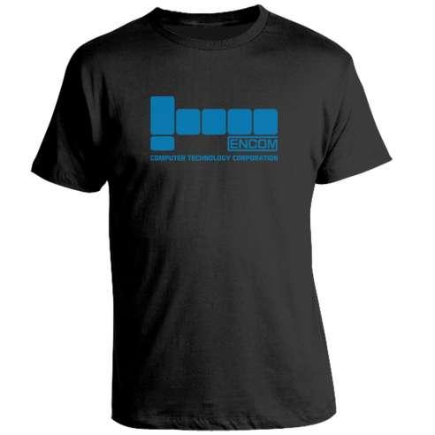 Camiseta Tron