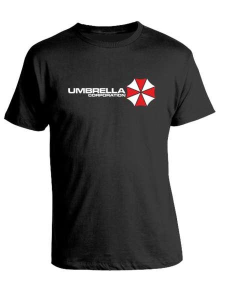 Camiseta Resident Evil Umbrella