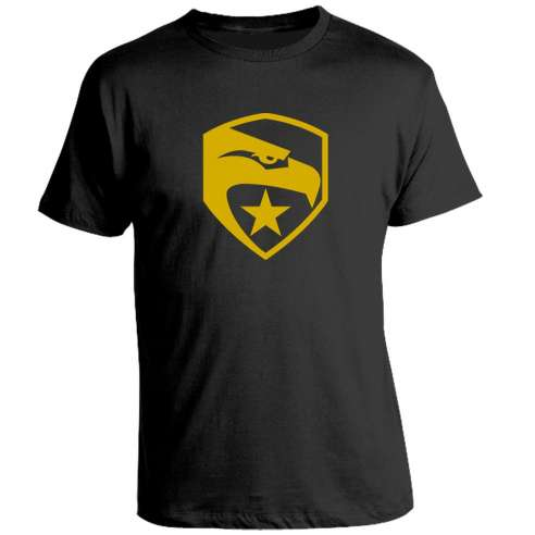 Camiseta Gi Joe Gold