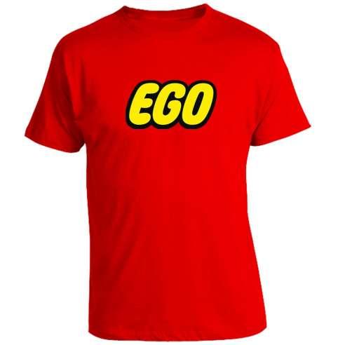 Camiseta Lego Ego