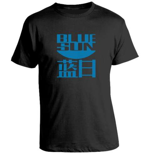 Camiseta Serenity Blue Sun