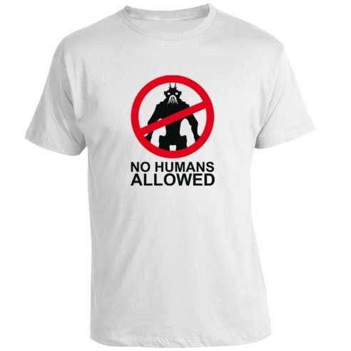 Camiseta Distrito 9