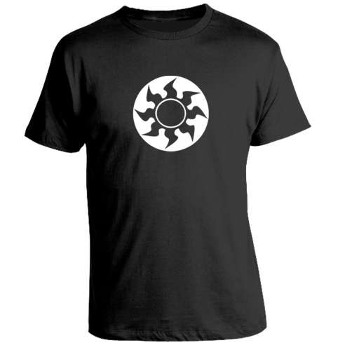 Camiseta Magic The Gathering - Black Mana