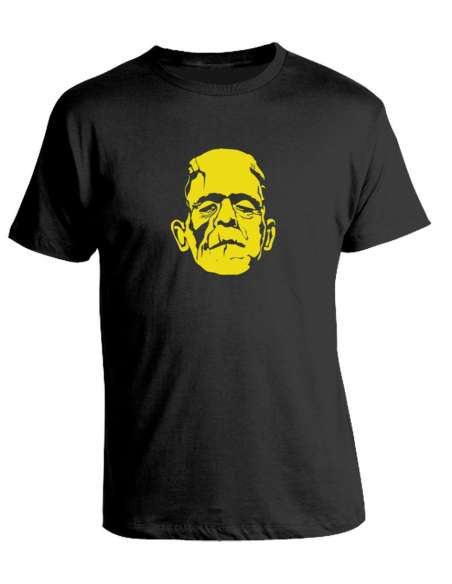 Camiseta Frankestein Fluor
