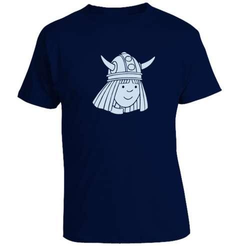 Camiseta Vickie el vikingo