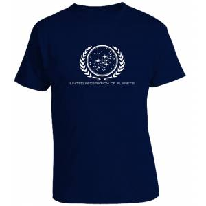 Camiseta United Federation of Planets