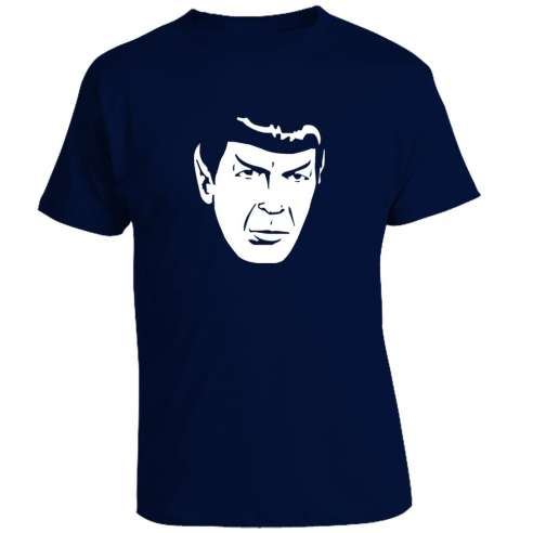 Camiseta Mr. Spock