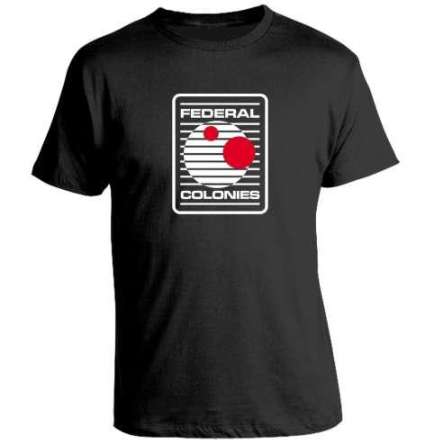 Camiseta Desafio Total - Federal Colonies