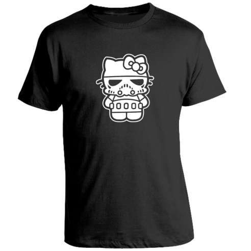 Camiseta Hello Trooper