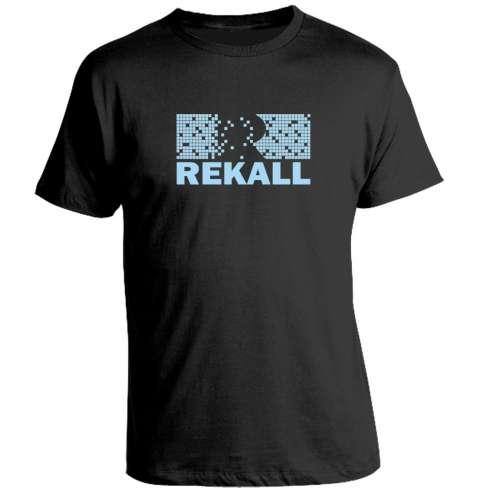 Camiseta Desafio Total - Recall