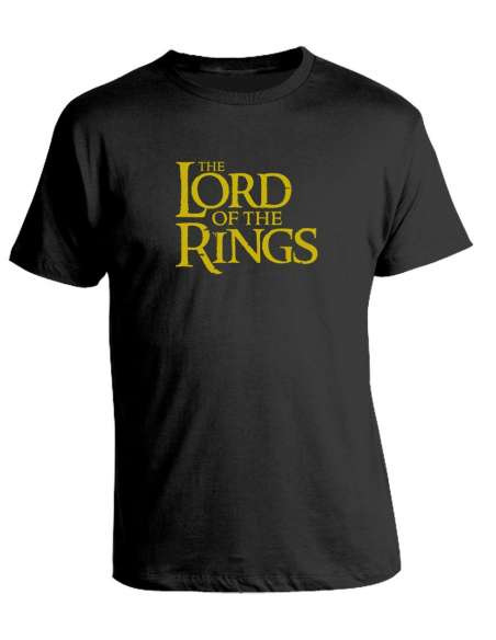 Camiseta Lord Of The Rings