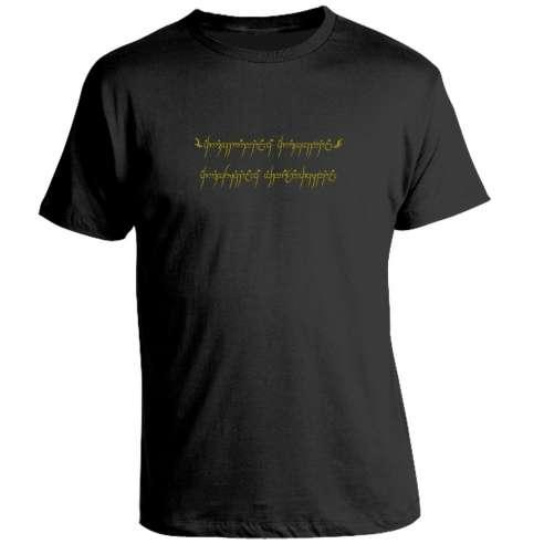 Camiseta El Señor de los Anillos
