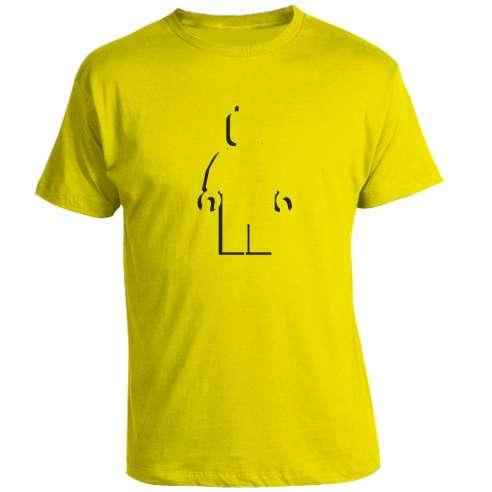 Camiseta Lego minimal