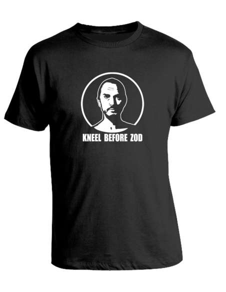 Camiseta Superman - Kneel Before Zod