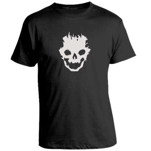Camiseta Halo - Calavera