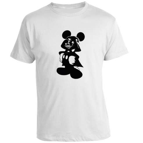 Camiseta Darth Mouse